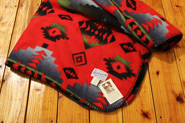 Rockmount Blanket/ロックマウント ブランケット 3