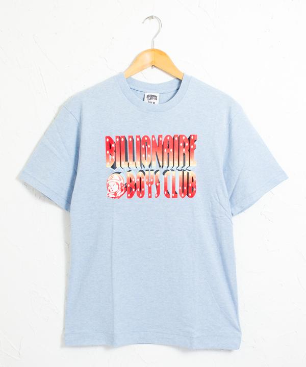 ビリオネアボーイズクラブ BBC 立体グラデーションロゴ 半袖Tシャツ